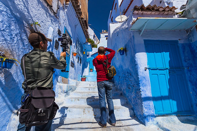 Behind the scenes - SmugMug Film with Trey Ratcliff