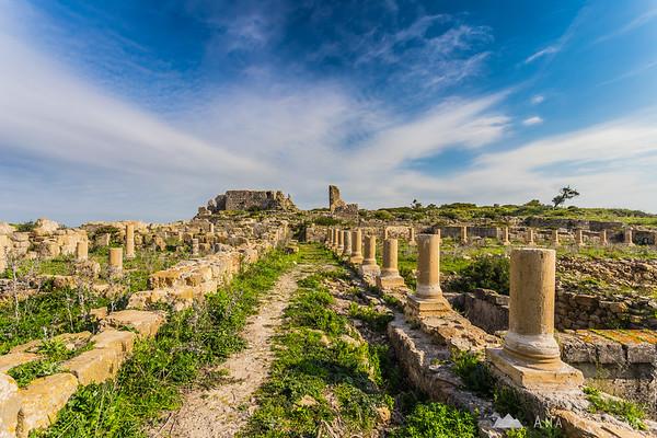 Roman ruins of Lixus near Larache