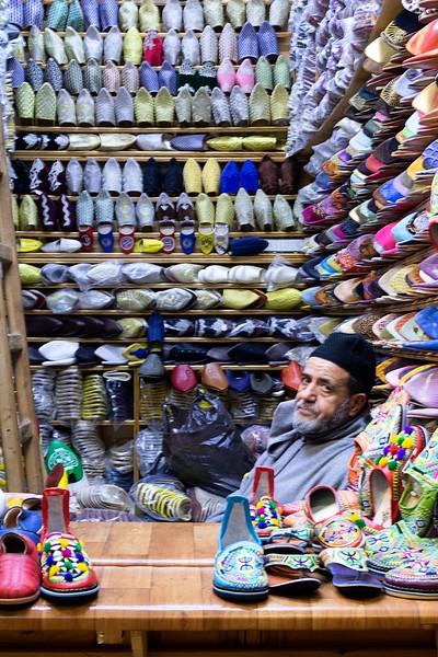 Shoe Maker-Fes Median