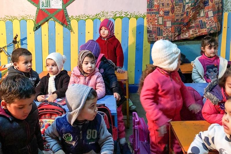 Preschool-Fes Medina