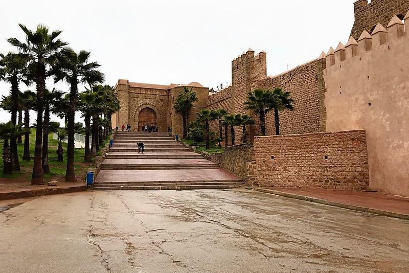 Kasbah:  Rabat, Morocco