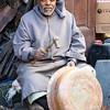 Copper craftsman-Fes Medina