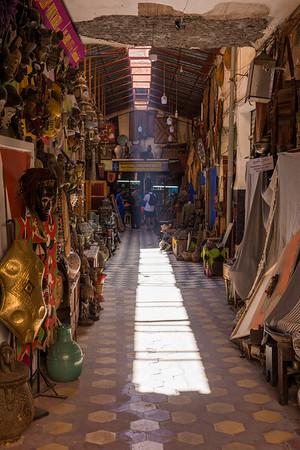 Market store - Marrakech, Morocco