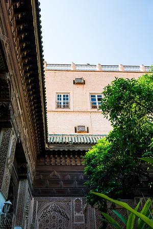 Bahia Palace - Marrakech, Morocco