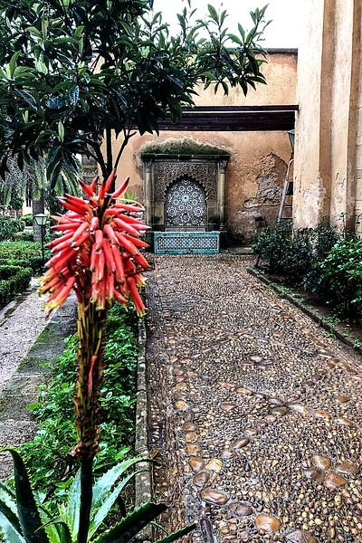 Andalusia Gardens Rabat, Morocco