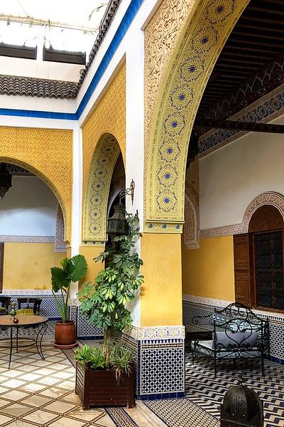 Palais Didi-Meknes