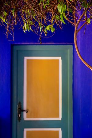 Majorelle Garden (Yves St Laurent) - Marrakech, Morocco