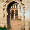 Ancient ruins of Chellah, Rabat, Morocco