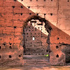 Ruins of the Stork Palace, Marrakesh, Morocco