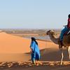 Erg Chebbi - Sahara Desert