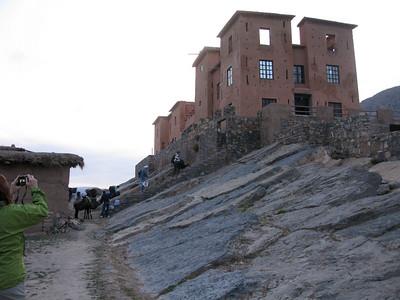 """Our guest house in Ait Bougmez valley - """"La Casbah du Mgoun"""""""