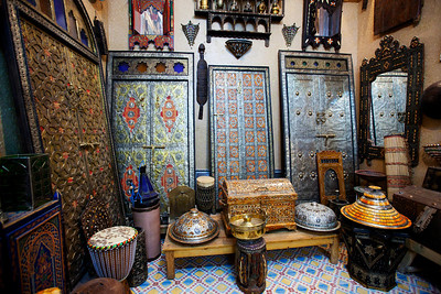 Anything you like Mamadu would sell it to you. He tried selling me one of the door after I expressed how big and beautiful it was.