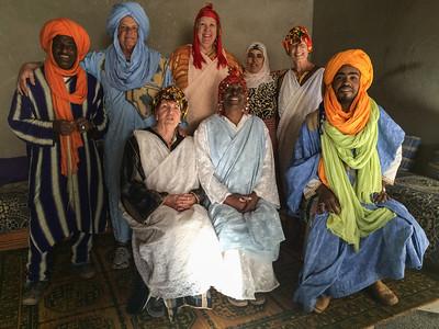 Tineghir and Ouarzazate