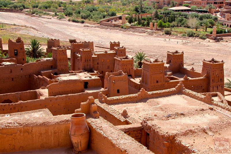 Visiting Ait Benhaddou, Morocco 3