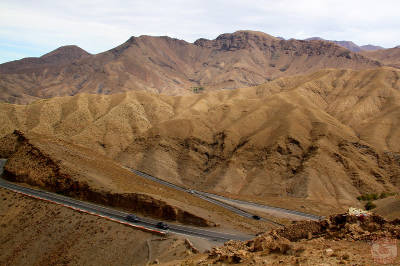 Drive through the Atlas Mountains - Morocco 6