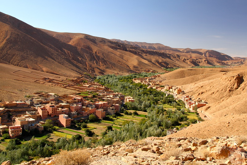 Best photo Morocco - Dades Valley