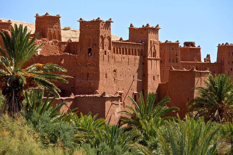 Visiting Ait Benhaddou, Morocco 1