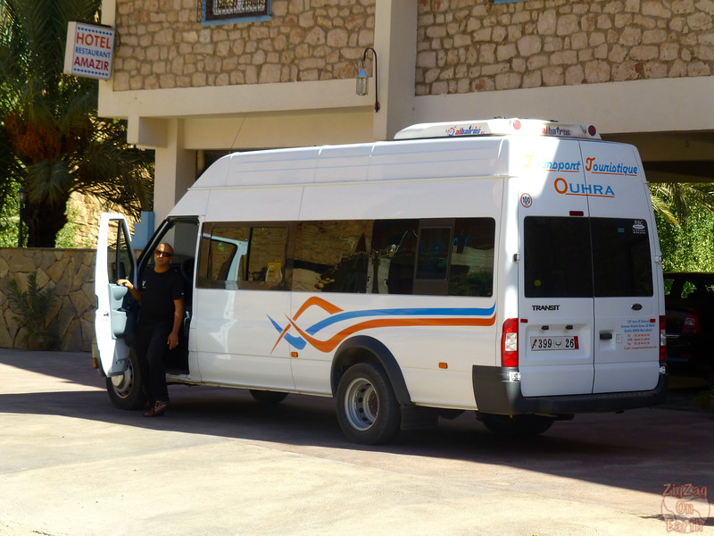 Review Nomadic Tour - minibus