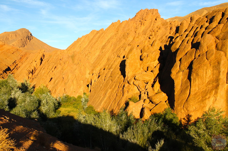 Monkey finger, dades Valley - Morocco 1