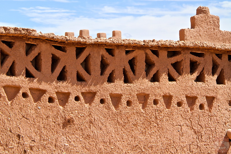 Visiting Ait Benhaddou, Morocco 6