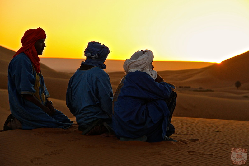 Best photo Morocco - Sahara Sunrise