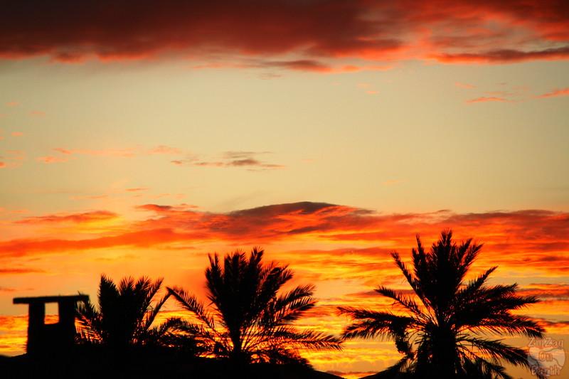 OUarzazate sunrise