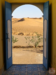 Doors to the Sahara