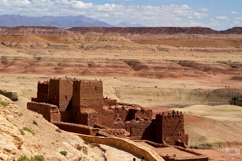 Visiting Ait Benhaddou, Morocco 5