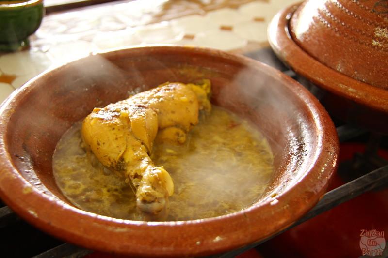 Cooking Class Marrakech - tajine