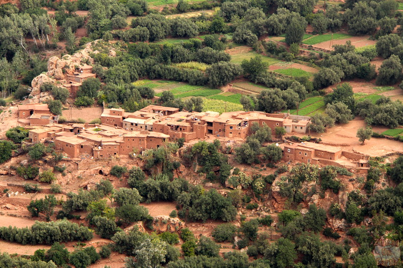 Drive through the Atlas Mountains - Morocco 3