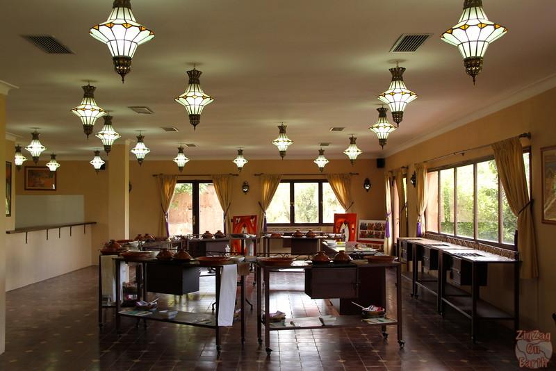 Cooking Class Marrakech - facilities 1