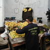 Fresh fruit sales