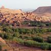 Ait Ben Haddhou near Ouarzazate, a medieval mud city