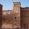 Tuareg style architecture