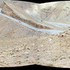 The road winds all over the valleys & canyons to climb over the summit