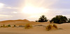 Erg Chebbi. These sand dunes start at the eastern borders of Morocco & run all the way to Egypt