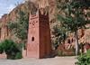 Dades Gorge Mosque