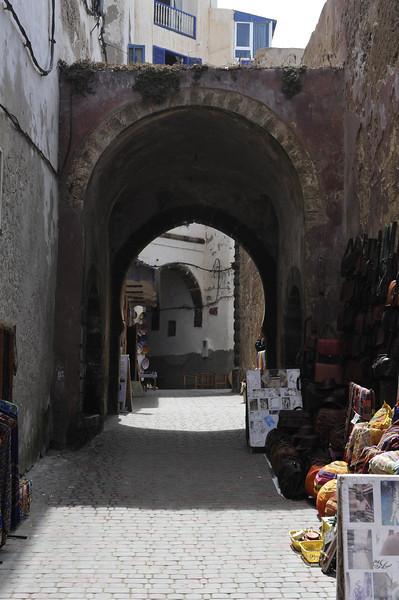 1st street inside the wall