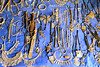 Typical costume jewellry for sale. Mostly brass or with very low silver content