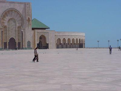 Casablanca & Rabat July 2003