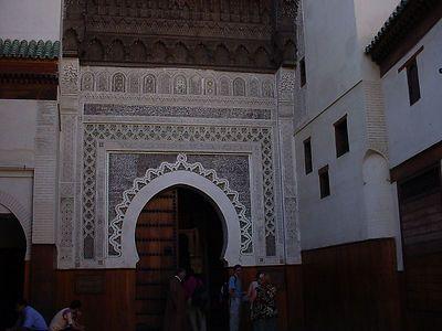 Fez, Meknes, Tanger & Volubilis July 2003