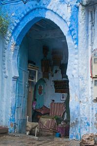 Blue town Chefchaouen
