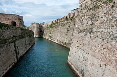 Entering Spanish Ceuta