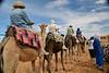 The Caraven, Sahara Desert, Morocco