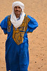 Our Dromedary Keeper and Guide, Sahara Desert, Morocco
