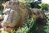 Stone Lion, Ifrane, Morocco