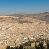 View of the Medina - Fes