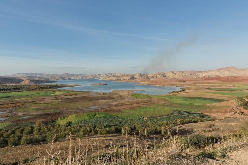 Sidi Chahed Dam