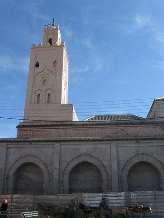 Koutobia and minarets