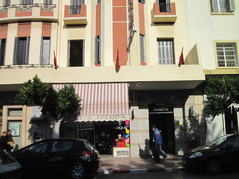 Hotel Majestic, Meknes, Morocco
